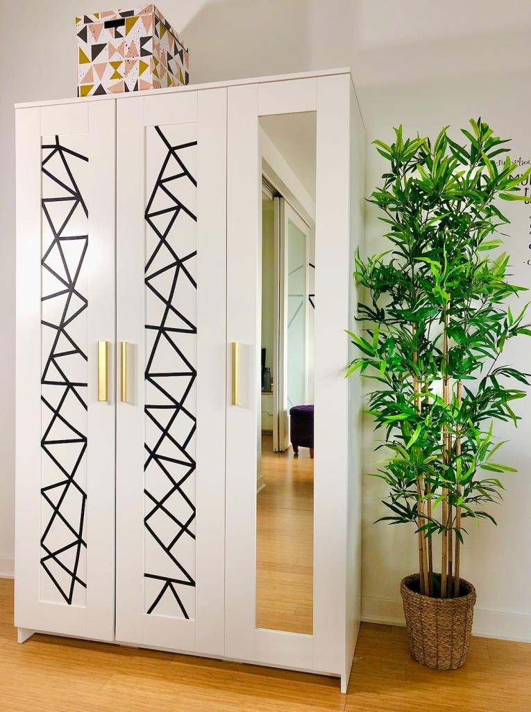 Upgrade Ikea Brimnes Wardrobe