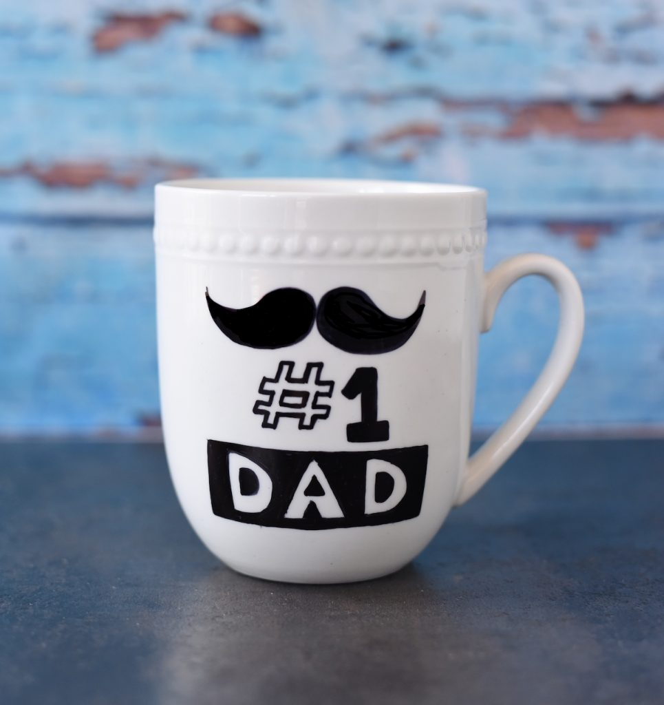 Father's Day Gift Personalized Mug
