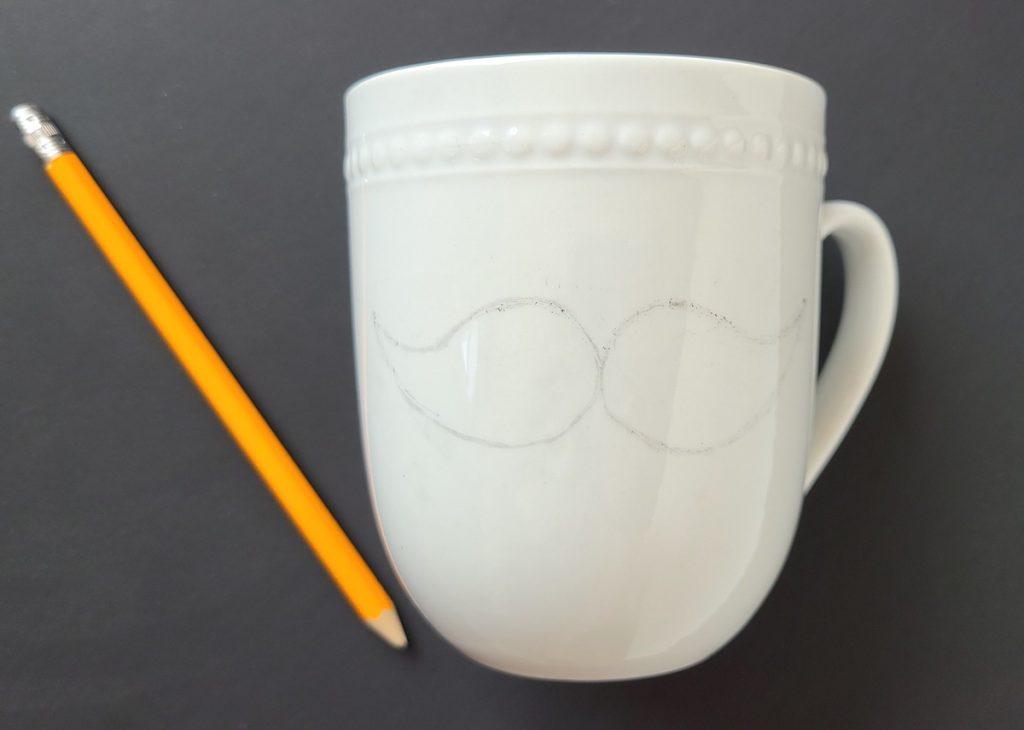 Sharpie Mug Design Ready