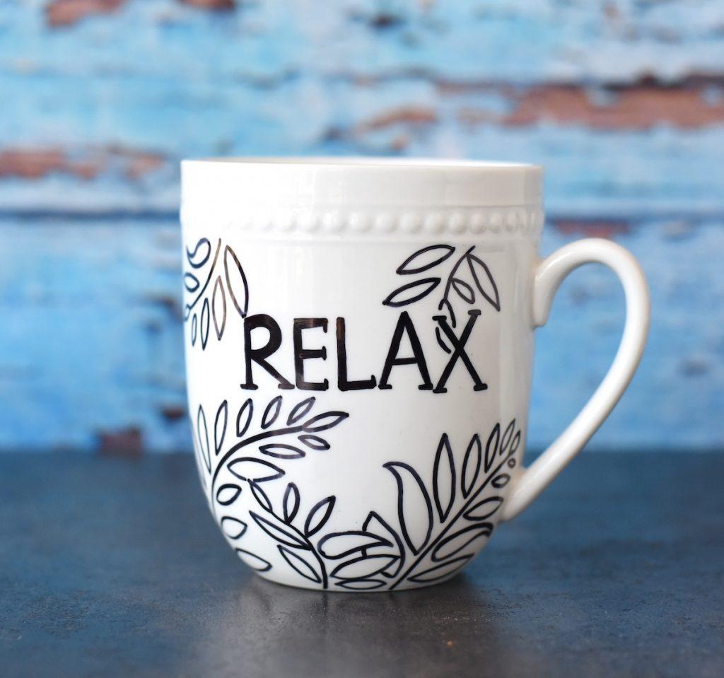 Sharpie Mug Relax