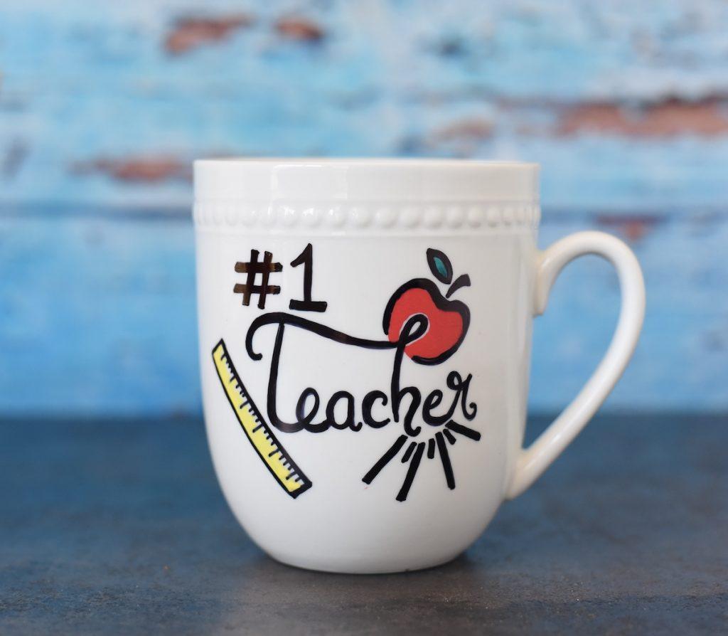 Teacher's Day Gift Personalized Mug