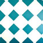 Lattice Diamond Tape Wall Art